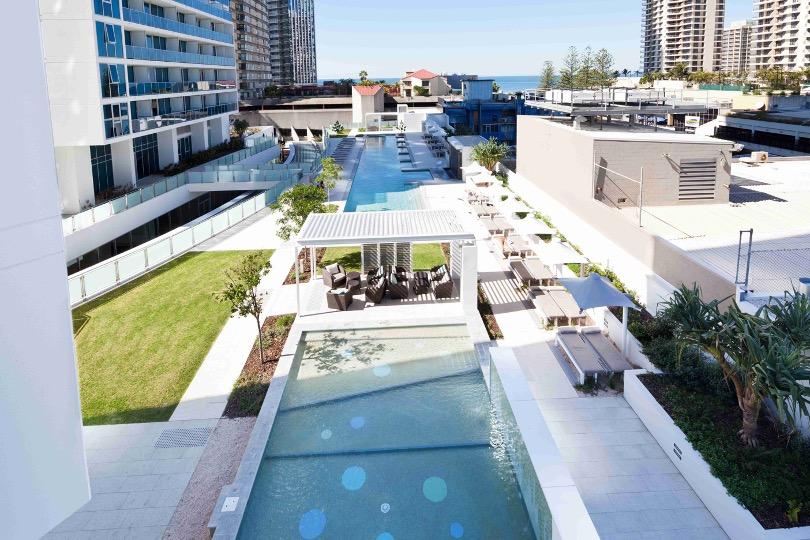 Pool, Hilton Surfers Paradise